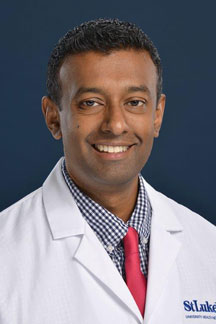 Jacob Abraham, MD