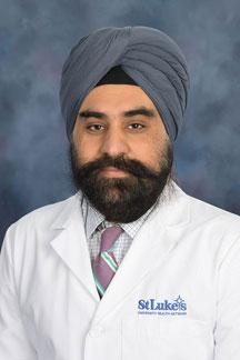 Rajwinder Singh, MD